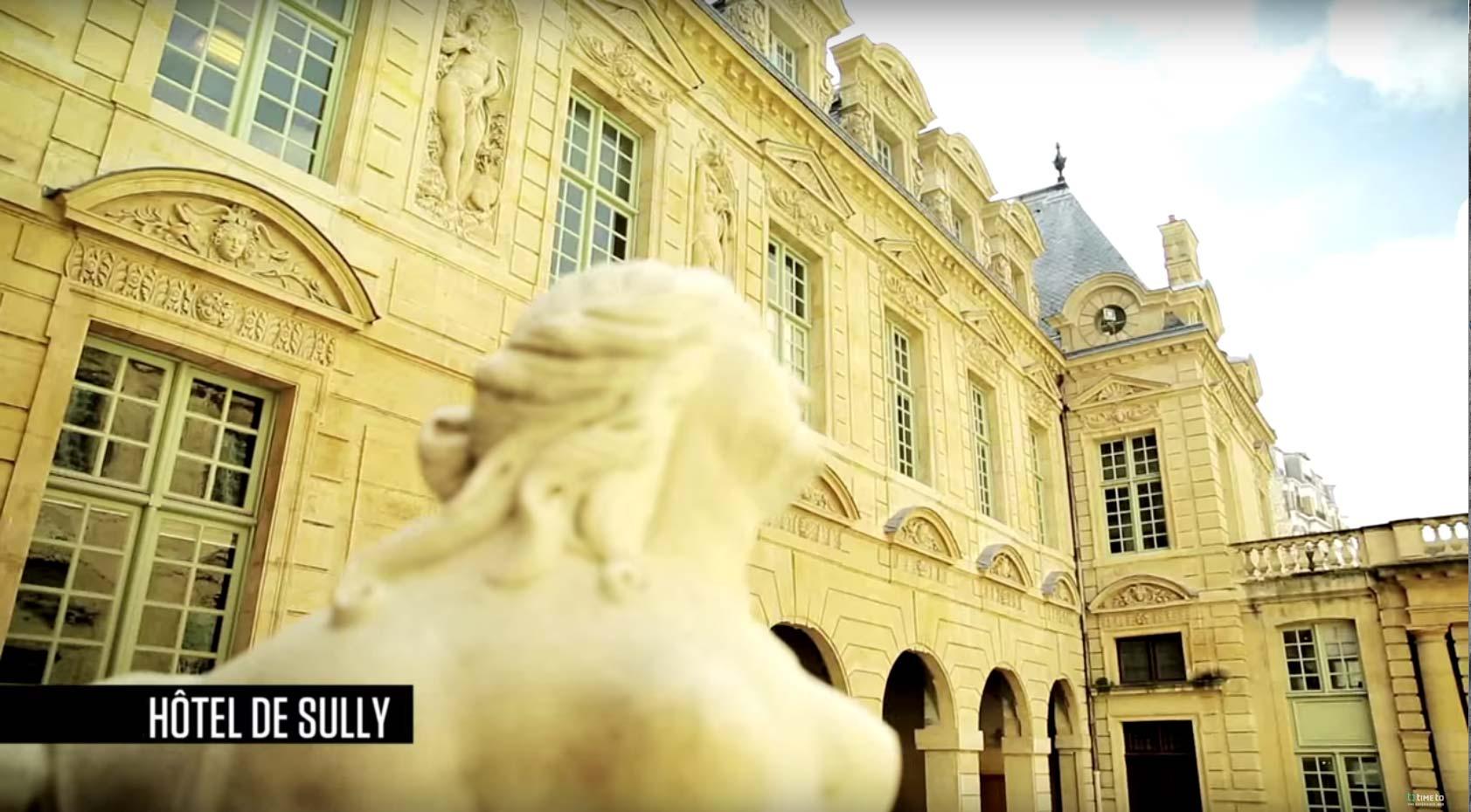 Hôtel de Sully pour les 25 ans de l'AEM